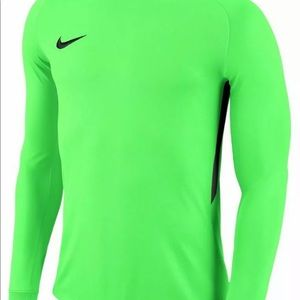 Nike Men's park lll goalkeeper jersey Sz M